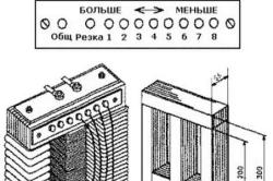 Схема создания сварочного аппарата на основе старого трансформатора.