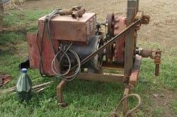 Готовый сварочный генератор, собранный своими руками