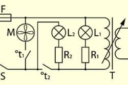 Схема сварочного аппарата