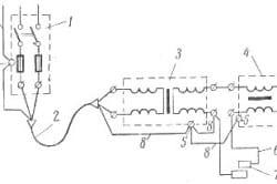 Распространенная схема подключения сварочного аппарата
