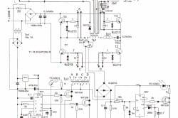 Принципиальная схема резонансного сварочного инвертора