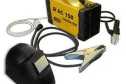 Сварочный аппарат для электродуговой сварки