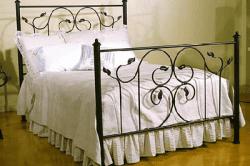 Кровать в стиле ампир
