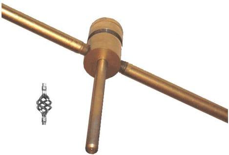 Станок для изготовления фонариков холодной ковки