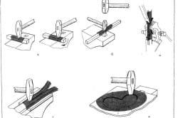 Операции рубки , разрубки