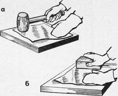 Инструкция термоправка металла