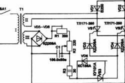 Схема самодельного тороидального сварочного аппарата .