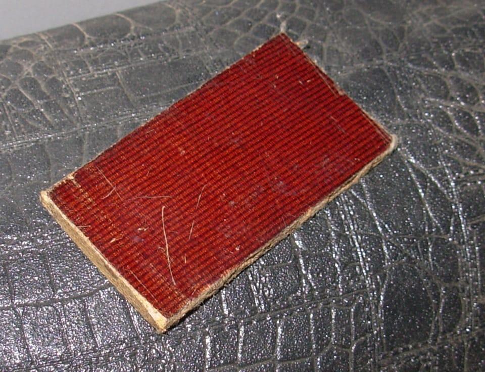 Пластина из текстолита